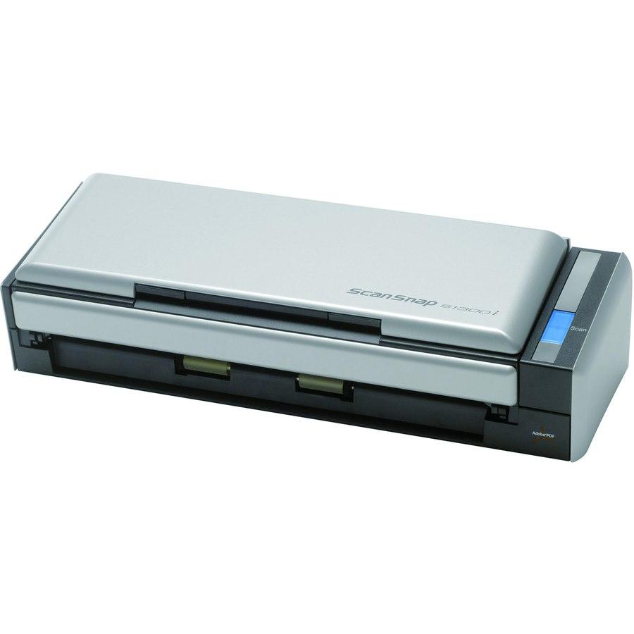 Fujitsu ScanSnap S1300i Instant PDF Multi Sheet-Fed Scanner Trade Compliant