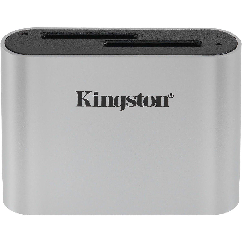 Kingston Workflow Flash Reader - USB 3.2 (Gen 1) Type C - External