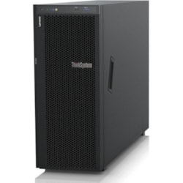 Lenovo ThinkSystem ST550 7X10A0AKAU 4U Tower Server - 1 x Intel Xeon Silver 4210 2.20 GHz - 32 GB RAM - 12Gb/s SAS, Serial ATA/600 Controller