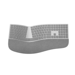 Microsoft Surface Ergonomic Bluetooth Keyboard (English Gray)