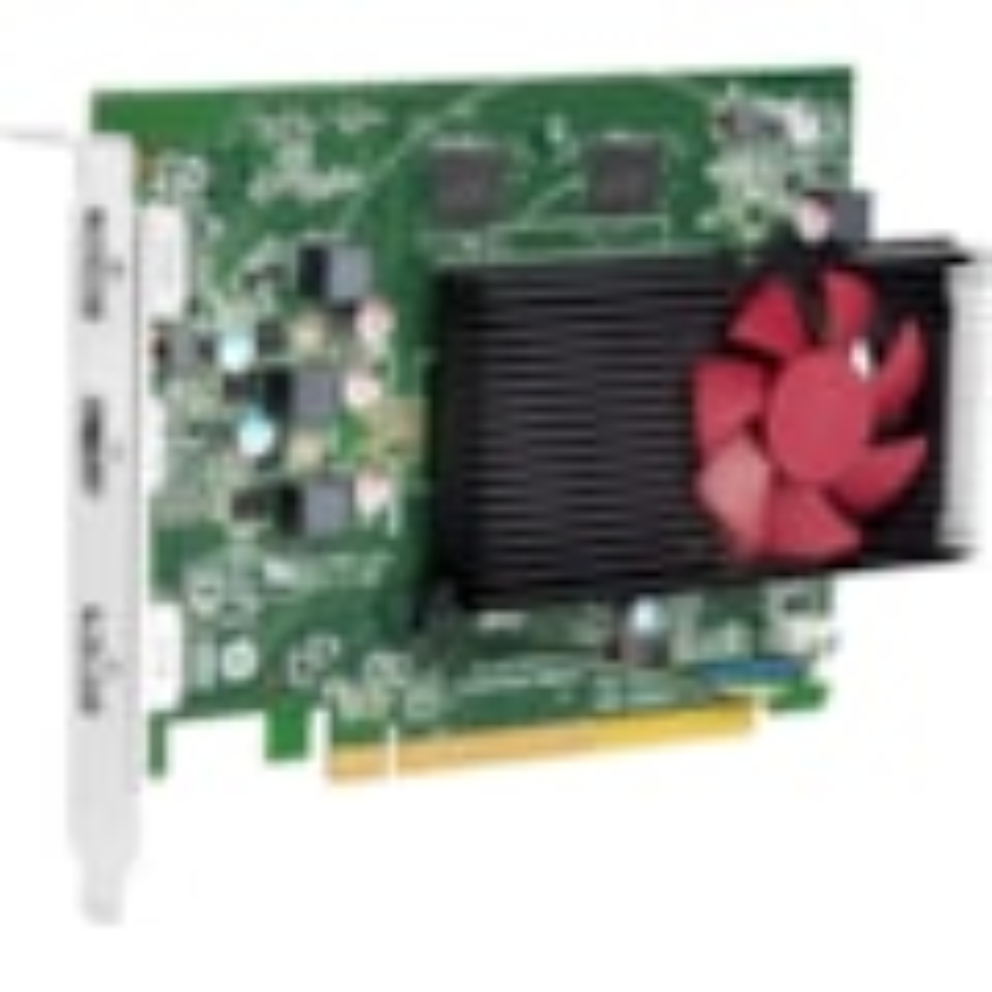 HP AMD Radeon RX 550 Graphic Card - 4 GB GDDR5