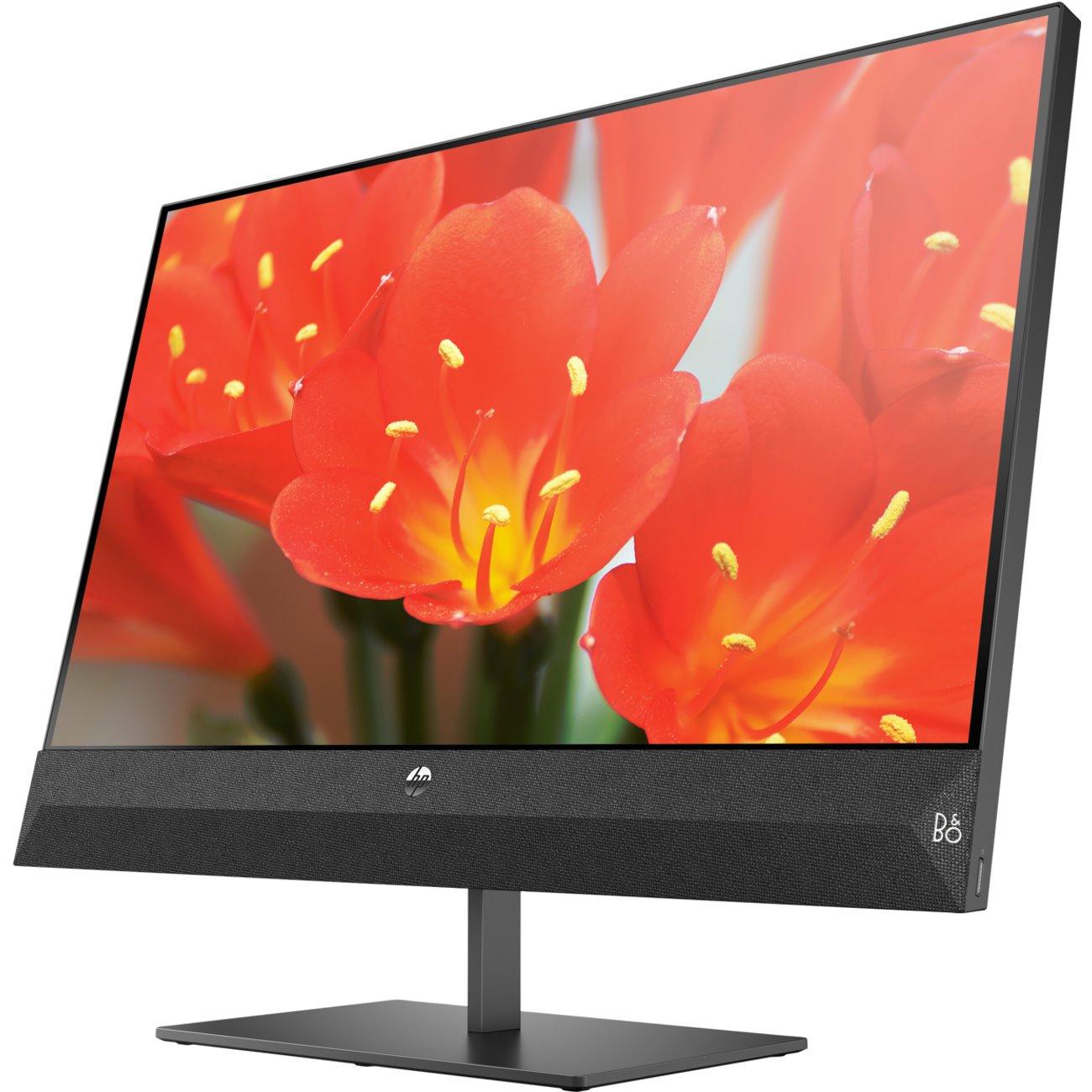 "HP Pavilion 27 68.6 cm (27"") Full HD LED Gaming LCD Monitor - 16:9 - Sparkling Black"