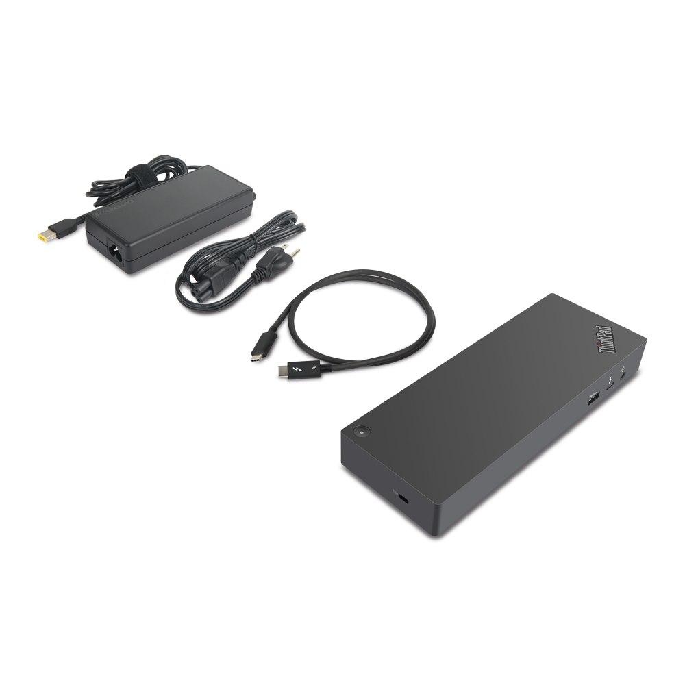 Lenovo USB Type C Docking Station for Notebook - 135 W