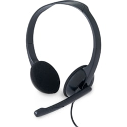 Verbatim Stereo Headset With Microphone