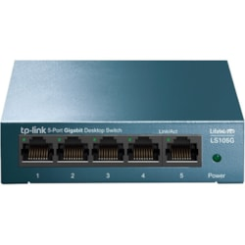 TP-Link LiteWave LS105G 5 Ports Ethernet Switch