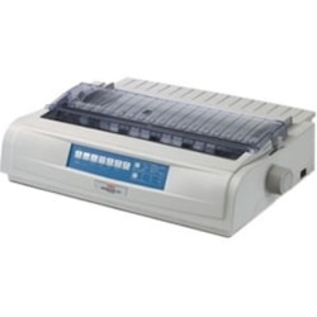Oki MICROLINE ML721 9-pin Dot Matrix Printer - Monochrome - Energy Star