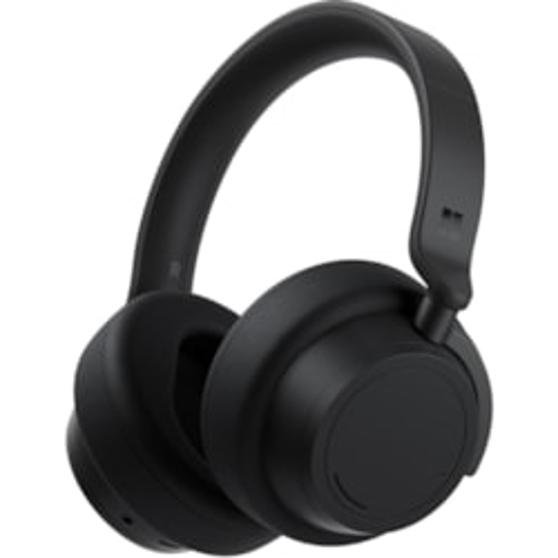 Microsoft Surface Wired/Wireless On-ear Headphone - Black