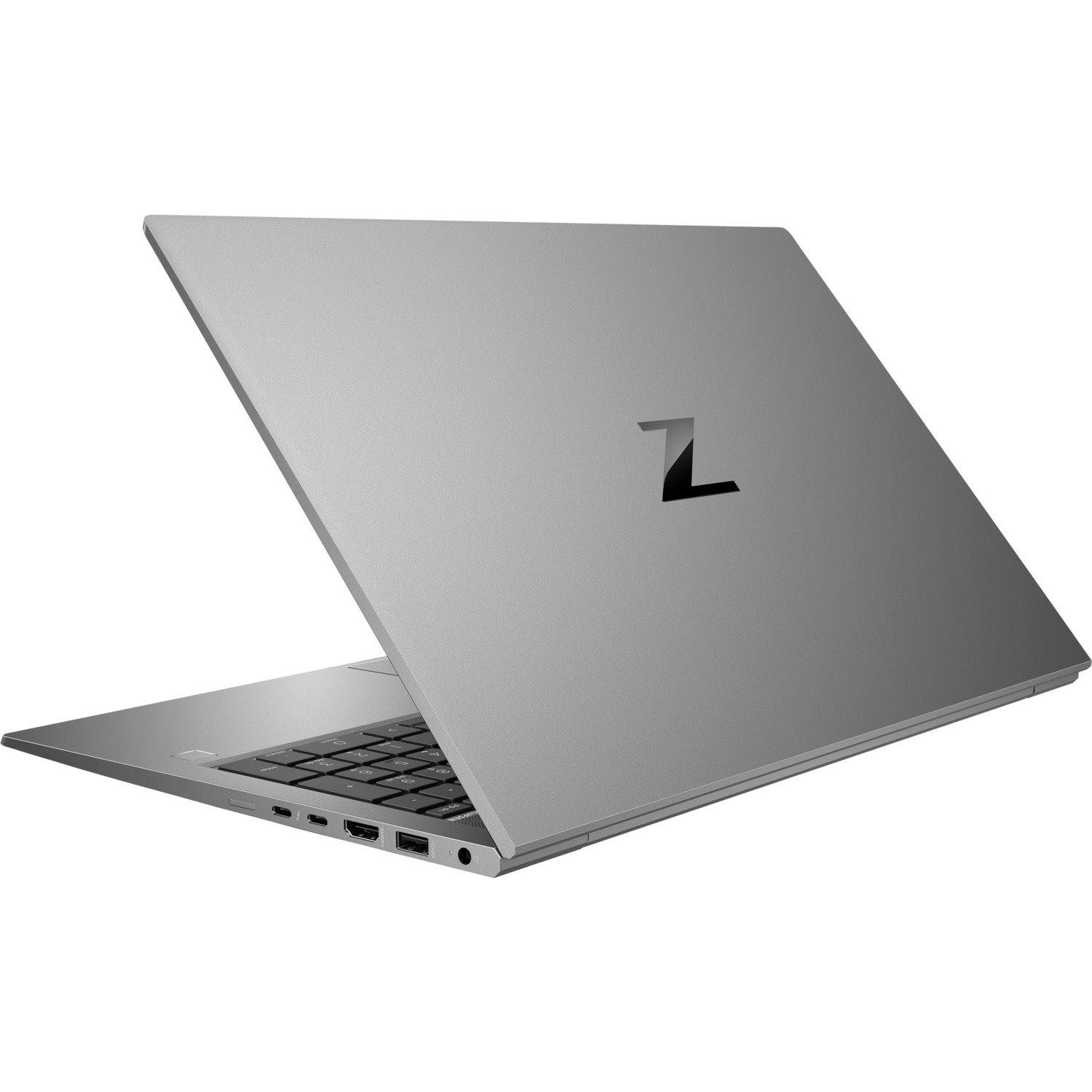 "HP ZBook Firefly 15 G8 39.6 cm (15.6"") Mobile Workstation - Full HD - 1920 x 1080 - Intel Core i7 11th Gen i7-1165G7 Quad-core (4 Core) 2.80 GHz - 32 GB RAM - 512 GB SSD"