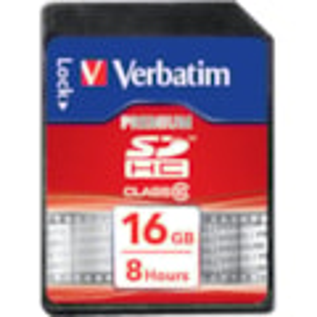 Verbatim 43962 16 GB Class 10 SDHC