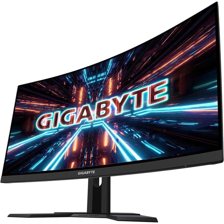 "Gigabyte G27FC 27"" Full HD Curved Screen Edge LED Gaming LCD Monitor - 16:9"