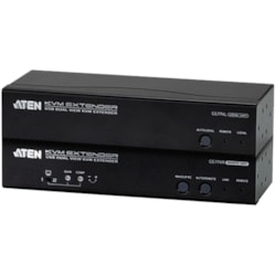 ATEN CE774 KVM Console/Extender - Wired