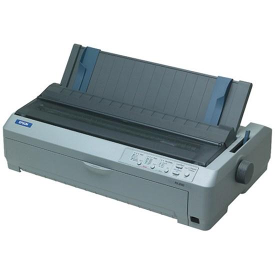 Epson FX-2190 9-pin Dot Matrix Printer - Monochrome - Energy Star