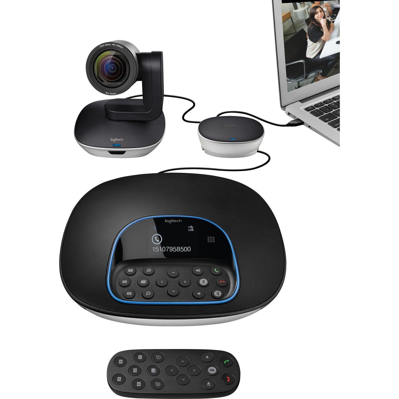 Logitech Video Conference Equipment