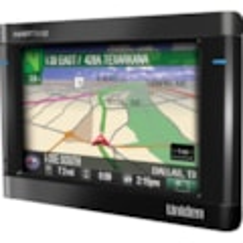 Uniden TRAX430 Automobile Navigator