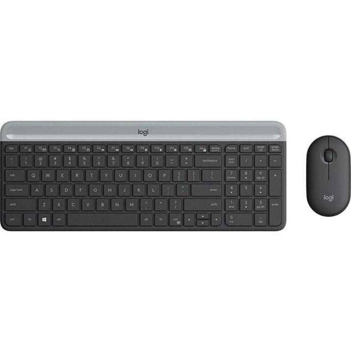 Logitech MK470 Keyboard & Mouse