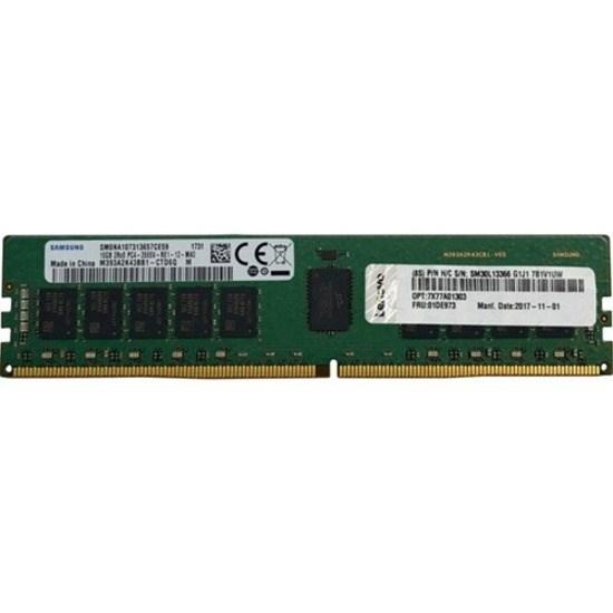 Lenovo RAM Module - 32 GB (1 x 32GB) - DDR4-2666/PC4-21300 DDR4 SDRAM - 2666 MHz - CL19 - 1.20 V