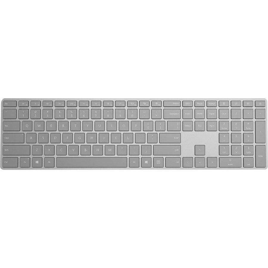 Microsoft Surface Bluetooth Keyboard  (English Gray)