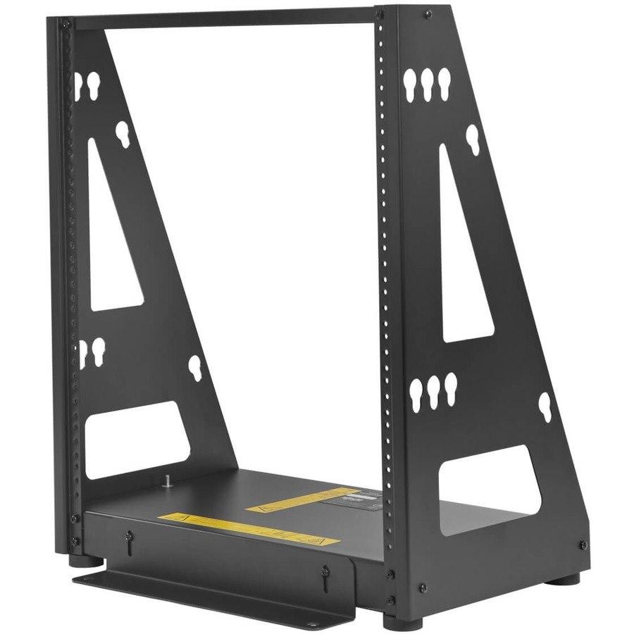Tripp Lite SmartRack Heavy-Duty 12U 2-Post Open Frame Rack