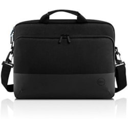 """Dell Pro PO1520CS Carrying Case (Briefcase) for 38.1 cm (15"""") Notebook - Black"""