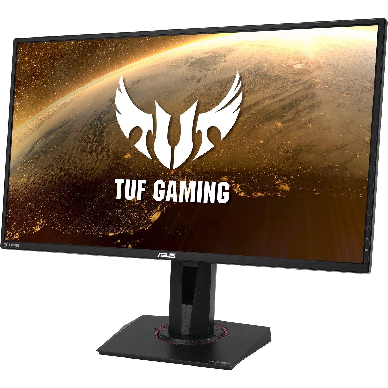 "TUF VG27AQ 68.6 cm (27"") WQHD LED Gaming LCD Monitor - 16:9 - Black"