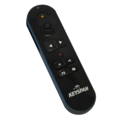 Tripp Lite Keyspan Presentation Pro Wireless Remote Conrtol w/ Laser/ Mouse / Audio Black 100ft