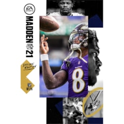 Microsoft Madden NFL 21 Deluxe Edition