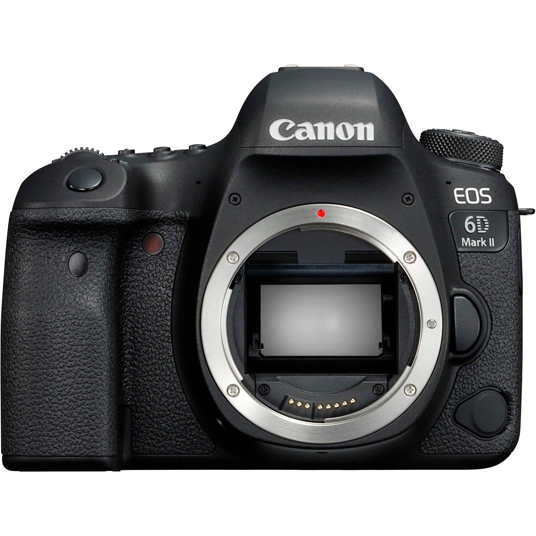 Canon EOS 6D Mark II 26.2 Megapixel Digital SLR Camera Body Only