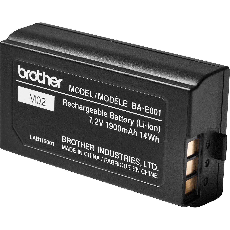 Brother BA-E001 Battery - Lithium Ion (Li-Ion)