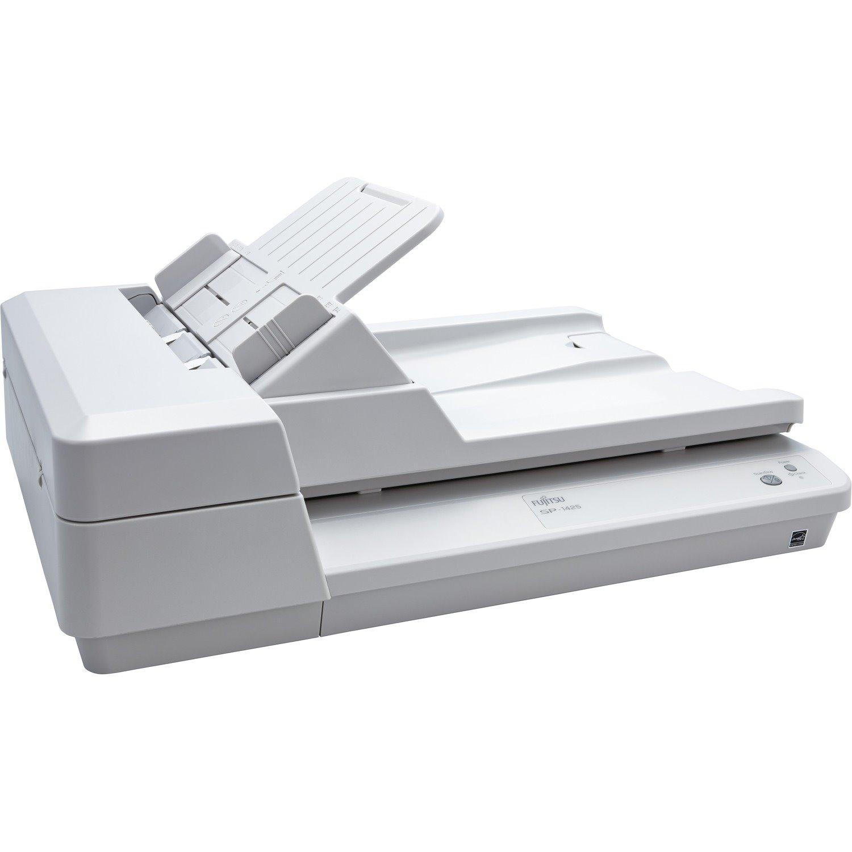 Fujitsu SP-1425 Flatbed Scanner - 600 dpi Optical