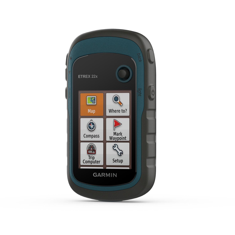Garmin eTrex 22x Handheld GPS Navigator - Rugged - Handheld, Mountable