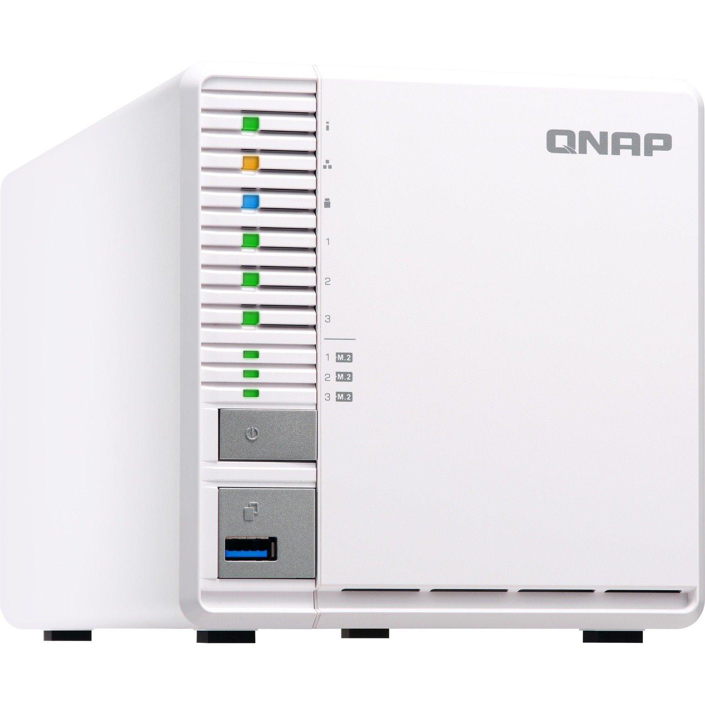 QNAP TS-332X SAN/NAS Storage System