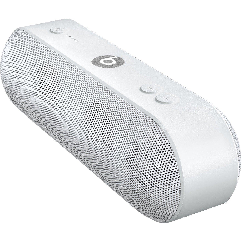 Apple Beats Pill+ Portable Bluetooth Speaker System - White