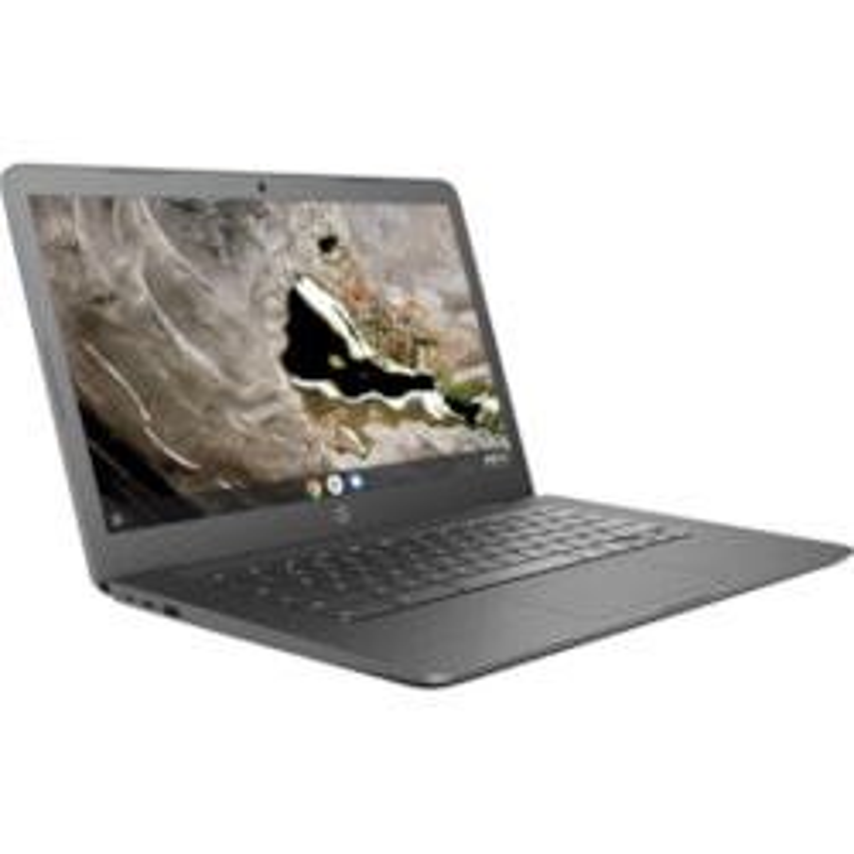 "HP Chromebook 14A G5 35.6 cm (14"") Chromebook - 1920 x 1080 - AMD A-Series A6-9220C Dual-core (2 Core) 1.80 GHz - 4 GB RAM - 64 GB Flash Memory"