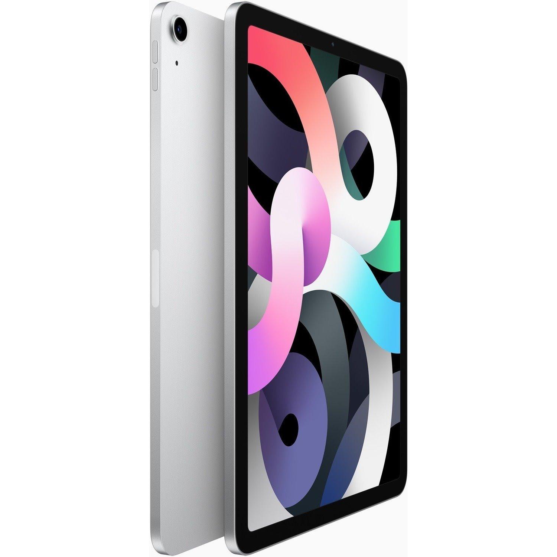 "Apple iPad Air (4th Generation) Tablet - 27.7 cm (10.9"") - 64 GB Storage - iPadOS 14 - Silver"