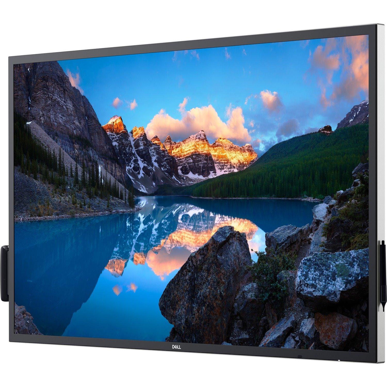 "Dell Interactive C5522QT 138.8 cm (54.6"") LCD Touchscreen Monitor - 16:9 - 9 ms GTG"