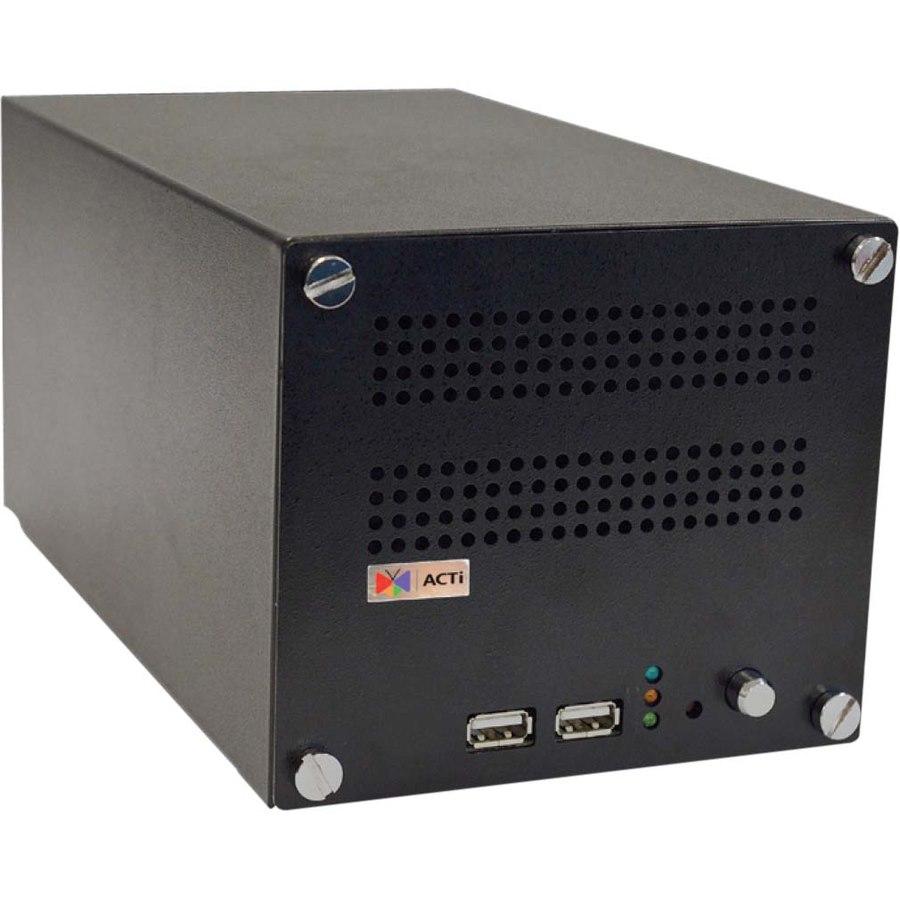 ACTi 4 Channel Wired Video Surveillance Station