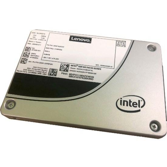 "Lenovo D3-S4510 240 GB Solid State Drive - 3.5"" Internal - SATA (SATA/600) - Read Intensive"