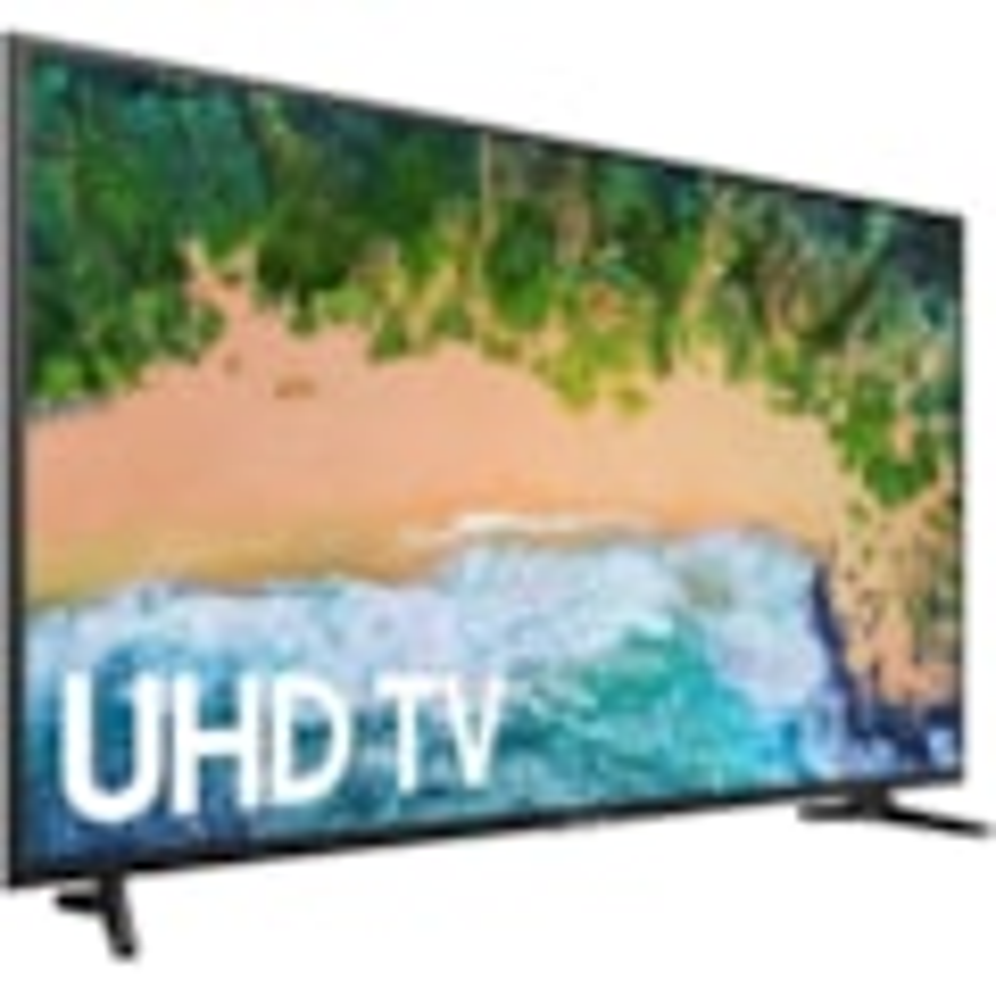 "Samsung 6900 UN65NU6900 64.5"" Smart LED-LCD TV - 4K UHDTV - Charcoal Black, Dark Gray"