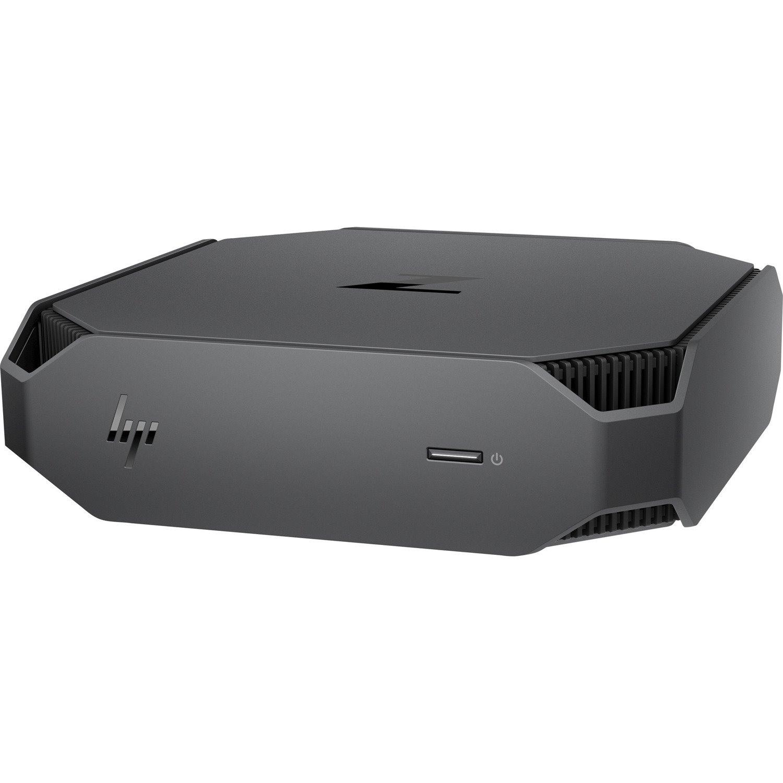 HP Z2 Mini G5 Workstation - 1 x Intel Core i7 Octa-core (8 Core) i7-10700 10th Gen 2.90 GHz - 16 GB DDR4 SDRAM RAM - 1 TB HDD - 512 GB SSD - Mini PC
