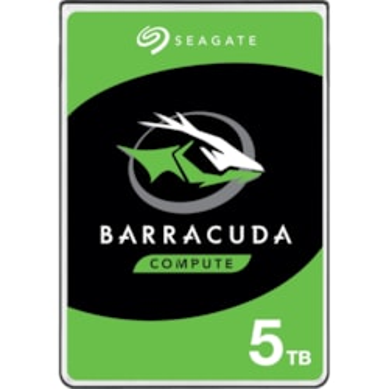 "Seagate BarraCuda ST5000LM000 5 TB Hard Drive - 2.5"" Internal - SATA (SATA/600)"