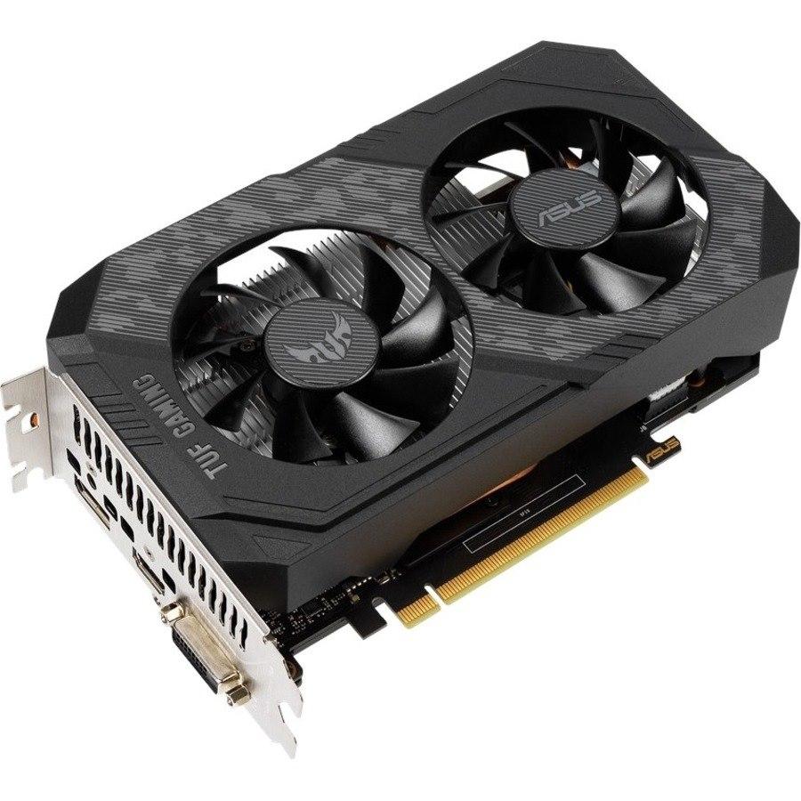TUF NVIDIA GeForce GTX 1650 Graphic Card - 4 GB GDDR6