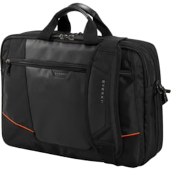 """Everki Carrying Case Rugged (Briefcase) for 40.6 cm (16"""") Notebook - Black"""