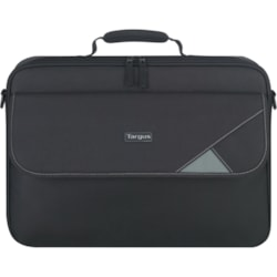 """Targus Intellect TBC002AU Carrying Case for 39.6 cm (15.6"""") to 40.6 cm (16"""") Notebook - Black, Grey"""