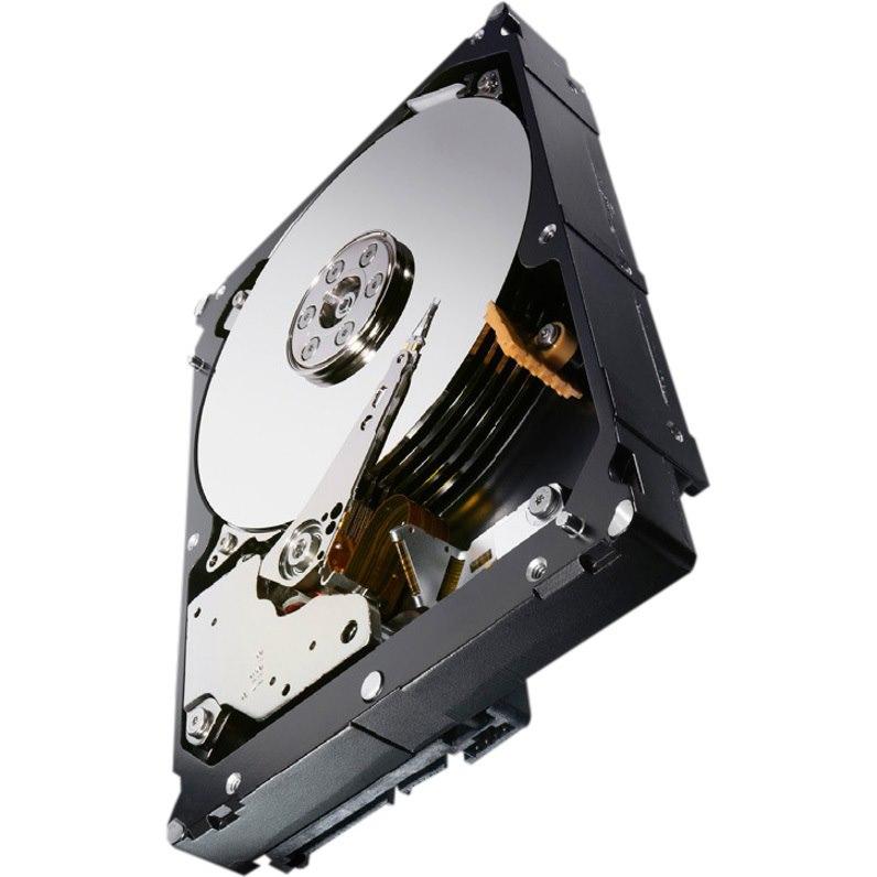 "Seagate Constellation ES.3 ST4000NM0023 4 TB Hard Drive - 3.5"" Internal - SAS (6Gb/s SAS)"