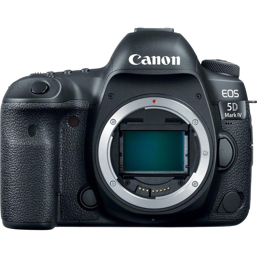 Canon EOS 5D Mark IV 30.4 Megapixel Digital SLR Camera Body Only