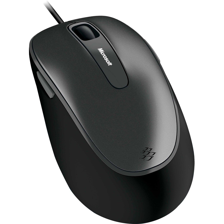 Microsoft Comfort 4500 Mouse - USB - BlueTrack - 5 Button(s) - 5 Programmable Button(s)