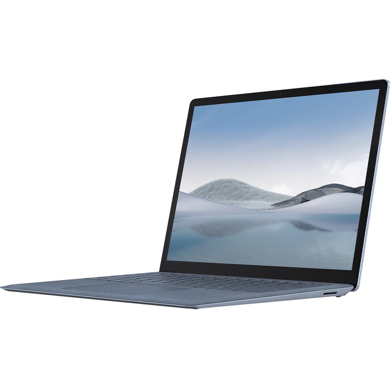 "Microsoft Surface Laptop 4 13.5"" Touchscreen Notebook - 2256 x 1504 - Intel Core i5 (11th Gen) i5-1135G7 Quad-core (4 Core) - 16 GB RAM - 512 GB SSD - Ice Blue"