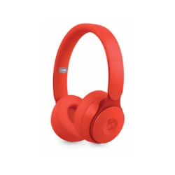 Beats by Dr. Dre Solo Pro Wireless Noise Cancelling Headphones - More Matte Collection - Red