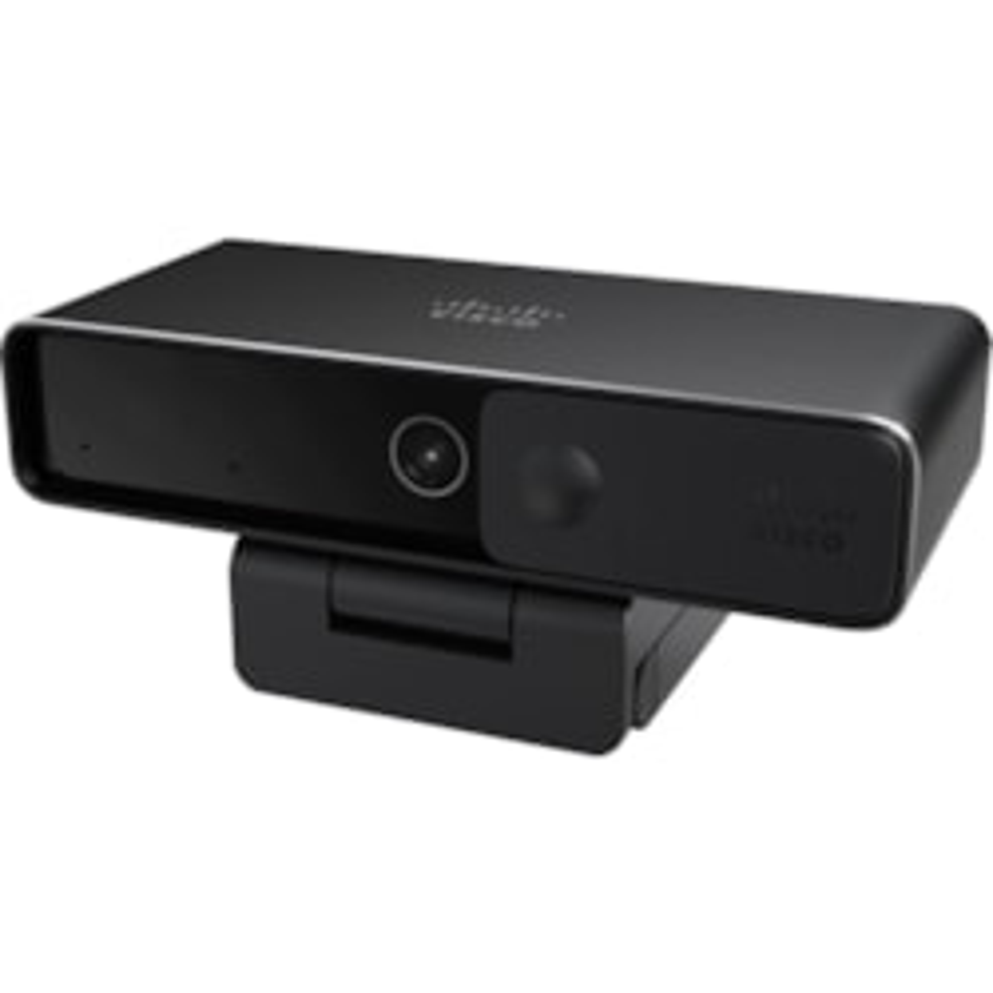 Cisco Webex Video Conferencing Camera - 60 fps - Carbon Black - USB 3.0