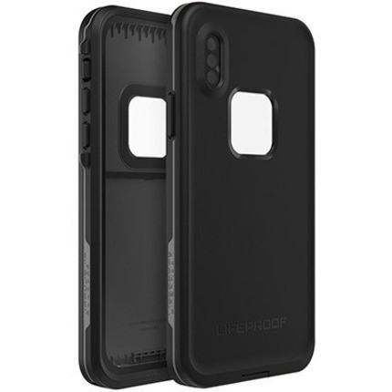 LifeProof Fre Case for Apple iPhone XS Smartphone - Asphalt